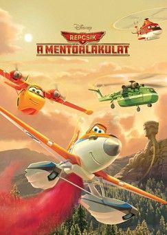 Disney - Repcsik 2 - filmkönyv