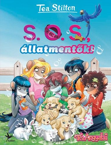 S.O.S., állatmentők! - Tea Stilton pdf epub