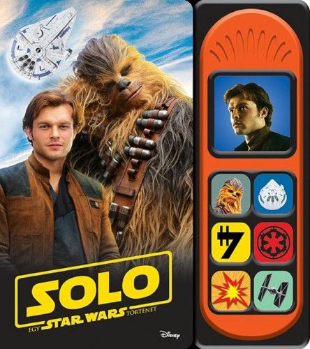 Star Wars - Solo - hangmodulos könyv - Disney pdf epub
