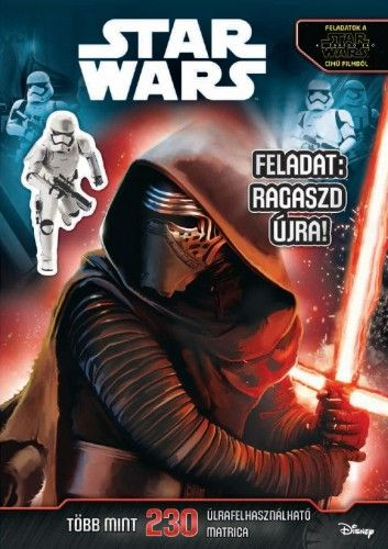 Star Wars - Feladat: ragaszd újra! -  pdf epub