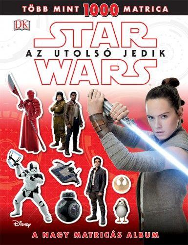 Star Wars - Az utolsó jedik - A nagy matricás album -  pdf epub