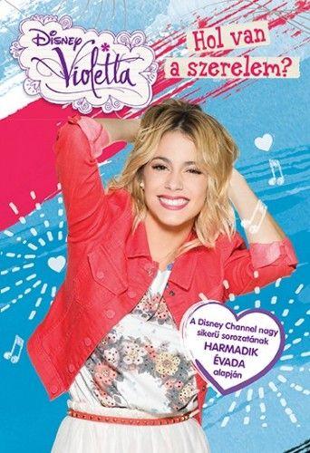 Violetta - Hol van a szerelem? - Disney  