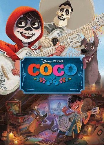 Coco - Filmkönyv - Disney pdf epub