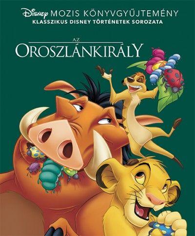 Disney - Disney klasszikusok - Az Oroszlánkirály