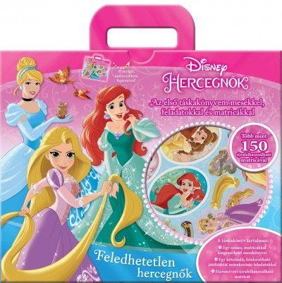 Disney - Hercegnők -  pdf epub