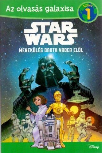 Star Wars - Menekülés Darth Vader elől - Star Wars olvasókönyv gyerekeknek 1. - Siglain Michael |