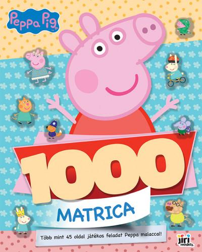 1000 matrica: Peppa malac