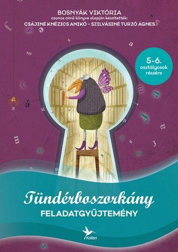 Tündérboszorkány feladatgyűjtemény - 5-6. osztályosok részére - Bosnyák Viktória pdf epub