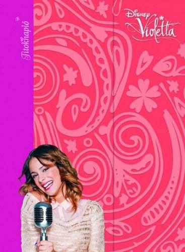 Disney - Violetta - Titoknapló mágneses borító
