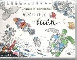 Varázslatos óceán - Színezés és kikapcsolódás