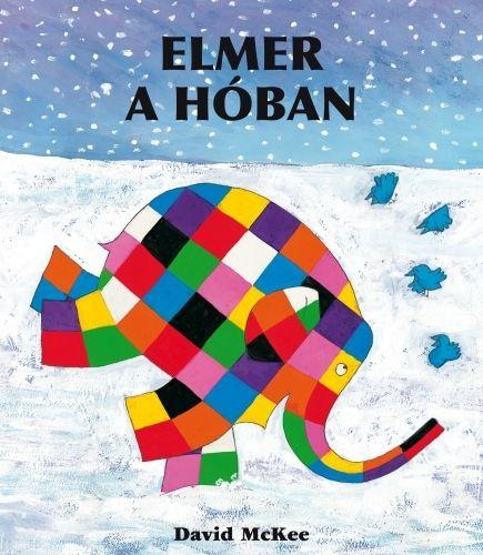 Elmer a hóban