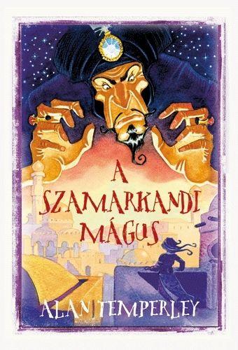 A Szamarkandi mágus - Alan Temperley |