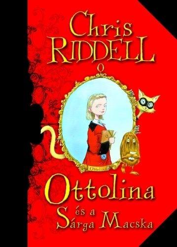 Ottolina és a sárga macska - Chris Riddell pdf epub