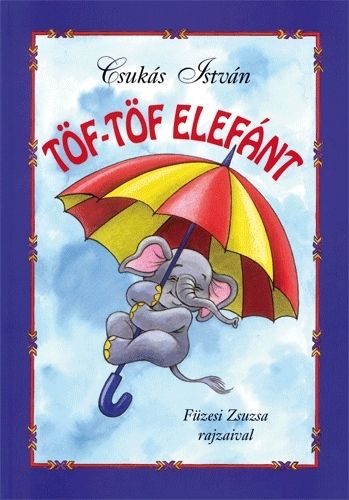 Töf-töf elefánt
