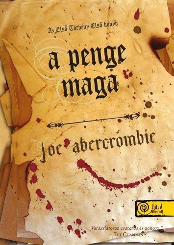 A penge maga - Az első törvény : Első könyv