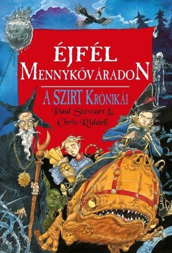 Éjfél Mennykőváradon - A Szirt krónikái 3.