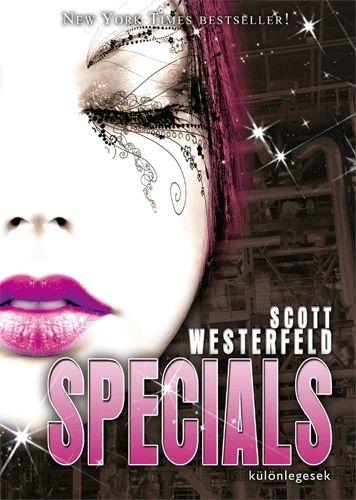 Specials - Különlegesek - Scott Westerfeld pdf epub