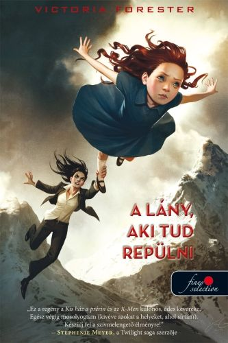 A lány aki tud repülni
