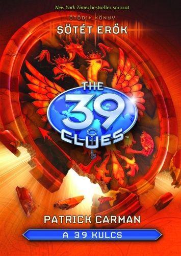A 39 kulcs - Sötét erők - Ötödik könyv