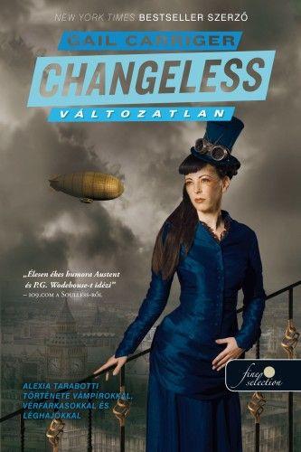 Changeless - Változatlan - Gail Carriger pdf epub