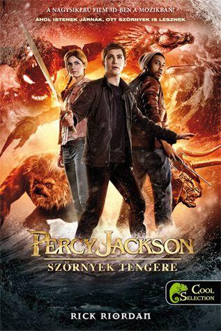 Percy Jackson - Szörnyek tengere (filmes) - Rick Riordan pdf epub