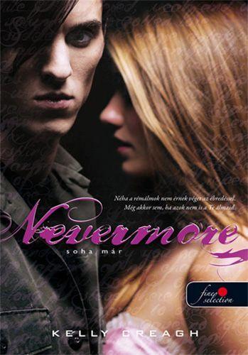 Nevermore - soha már - Kelly Creagh pdf epub