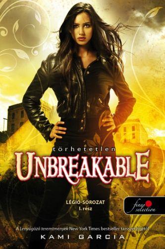 Unbreakable - Törhetetlen - Kami Garcia pdf epub