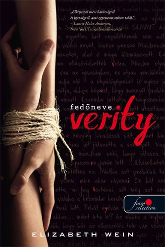 Fedőneve Verity