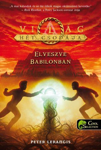 Elveszve Babilonban - Peter Lerangis pdf epub