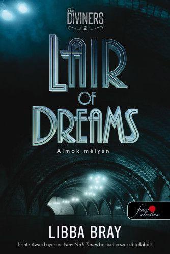 Lair of Dreams - Álmok mélyén (A látók 2.) - kemény kötés