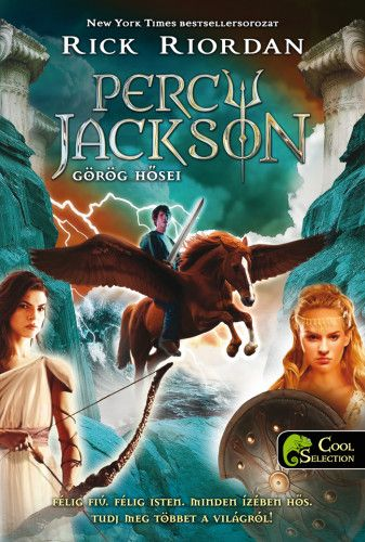 Percy Jackson görög hősei - Rick Riordan pdf epub