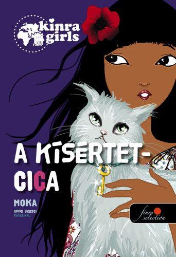 Kinra Girls 2. - A kísértetcica