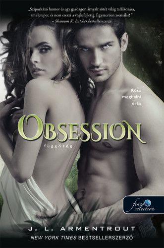 Obsession - Függőség - puha kötés