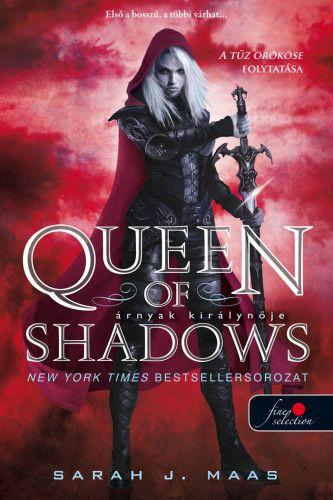 Queen of Shadows - Árnyak királynője (Üvegtrón 4.)