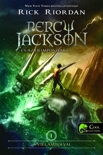 Percy Jackson és az olimposziak 1. - A villámtolvaj - Rick Riordan pdf epub