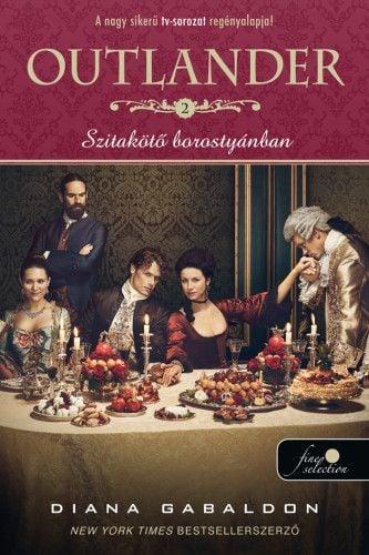 Outlander 2. - Szitakötő borostyánban - filmes borító