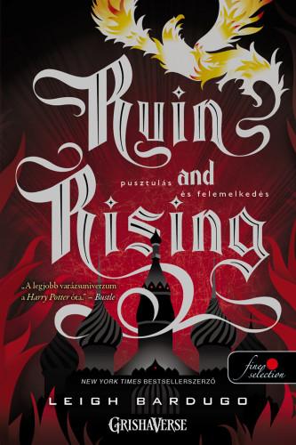 Ruin and Rising - Pusztulás és felemelkedés - kemény kötés