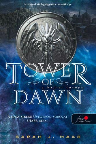 A hajnal tornya - Üvegtrón 6. - kemény kötés