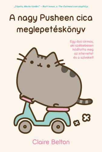 A nagy Pusheen cica meglepetéskönyv - Claire Belton pdf epub