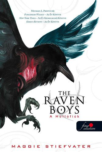 The Raven Boys - A Hollófiúk 1.