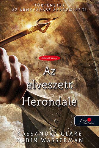 Az elveszett Herondale - Cassandra Clare pdf epub