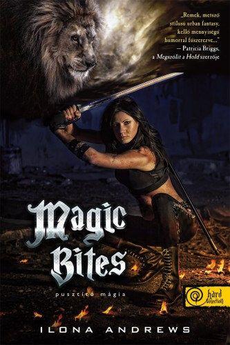 Magic Bites - Pusztító mágia