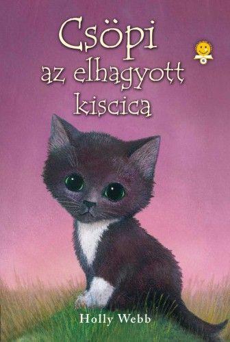 Csöpi, az elhagyott kiscica