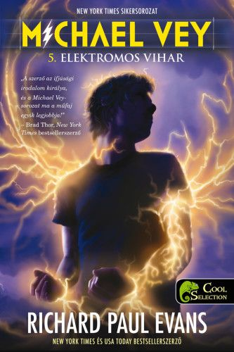 Michael Vey 5. - Elektromos vihar