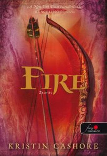 Fire - zsarát - Kristin Cashore pdf epub