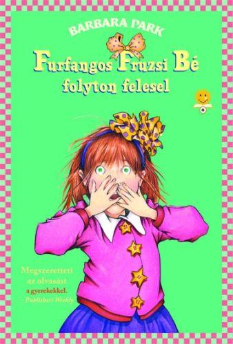 Furfangos Fruzsi Bé folyton felesel - kemény kötés