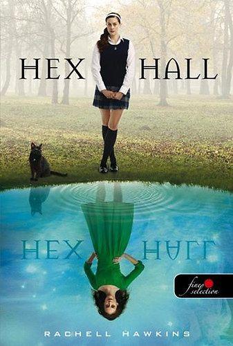 Hex Hall - keménytábla