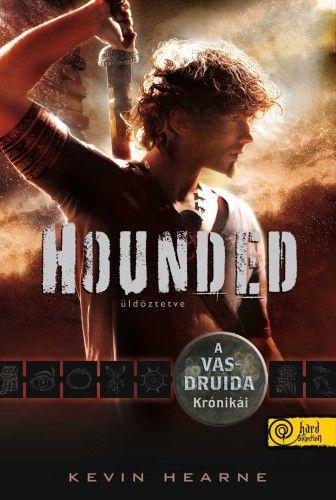 Hounded - Üldöztetve - Puhatábla - Kevin Hearne pdf epub