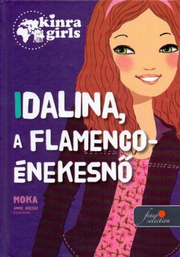 Idalina, a flamenco-énekesnő - Moka pdf epub