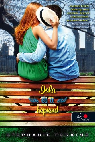 Isla and the Happily Ever After - Isla és a hepiend